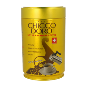 Café Chicco d'Oro tin moulu