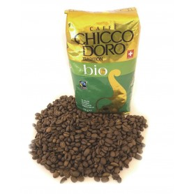 café en grains bio Chicco d'Oro