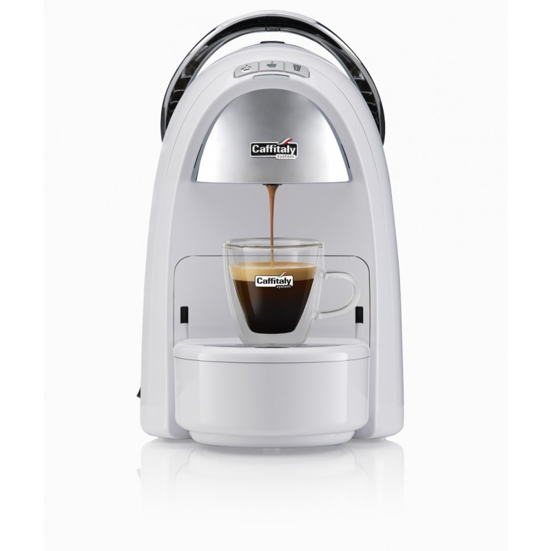 cafetiere ambra s18 blanche