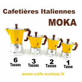 Cafetière italienne 2 tasses