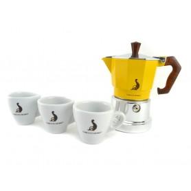 cafetiere moka italienne 3 tasses