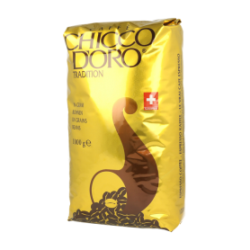 Café Chicco d'Oro Tradition en grain 1 Kg