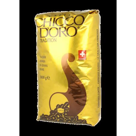 Café Chicco d'Oro Tradition en grain 1 Kg
