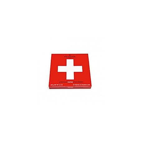 Chocolat AVELINES Croix Suisse