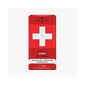 Chocolat au Lait Croix Suisse