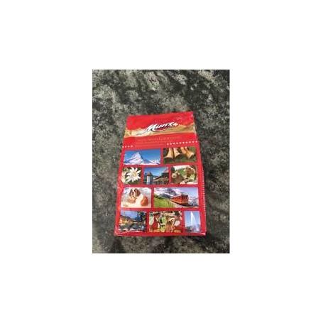 Chocolat NAPOLITAINS vues Suisse