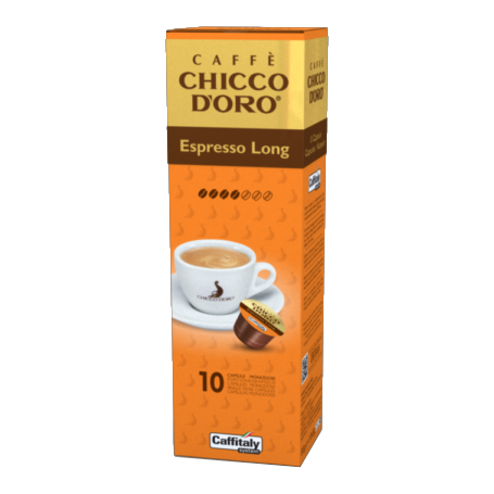 Expresso long Chicco D'oro