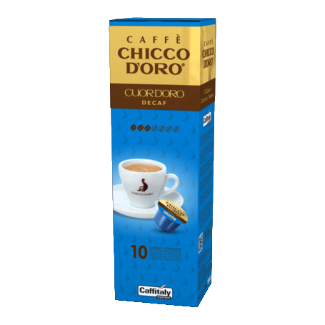 Capsule de café Chicco d'Oro