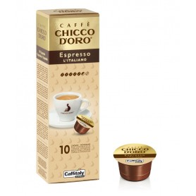 Chicco d'oro expresso italien