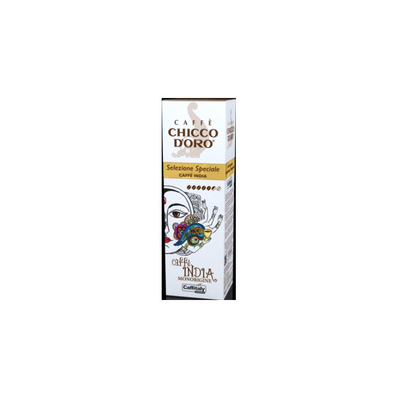 Café origine india en capsule Chicco d'oro