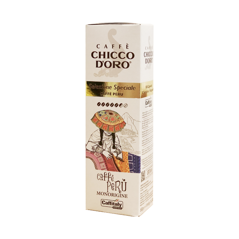 capsule café Pérou