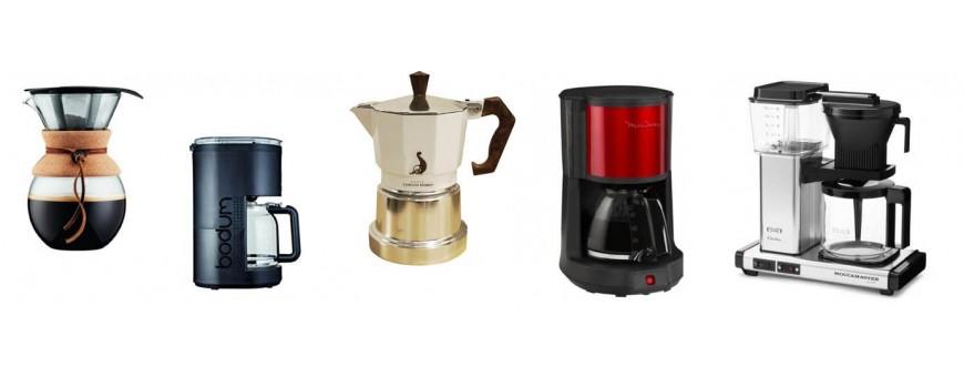 cafetiere filtre et italienne