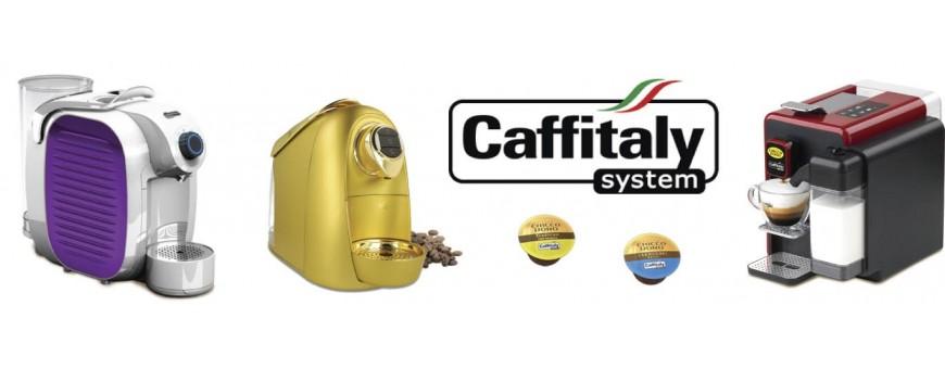 Machines à capsule de café Caffitaly systeme.