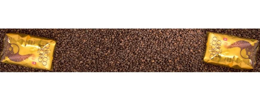 Café en grain Chicco d'Oro