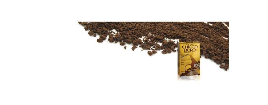 café moulu Chicco d'Oro